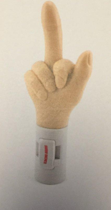Voici le gode doigt d'honneur du Problème du mois ...
