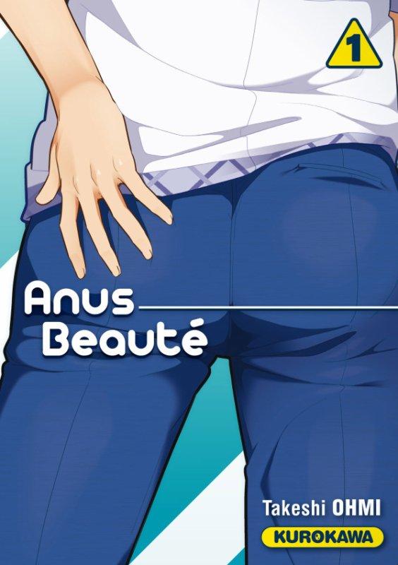 """""""Anus beauté"""", le manga qui décomplexe les hémorroïdes !"""