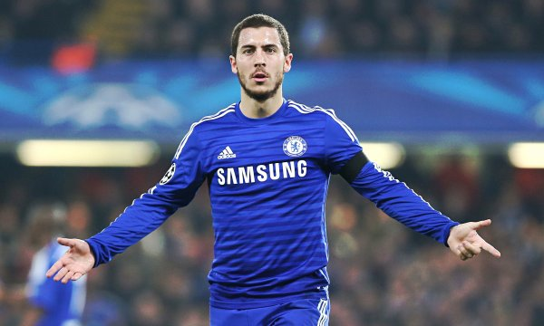 VIDEO - Quand Eden Hazard humilie son propre fils !