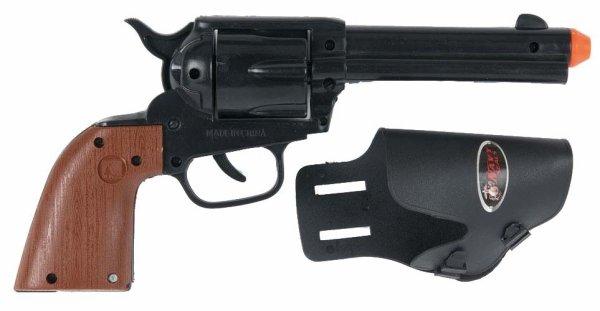 Un Italien braque des banques avec un fusil en plastique pour payer ses dettes !