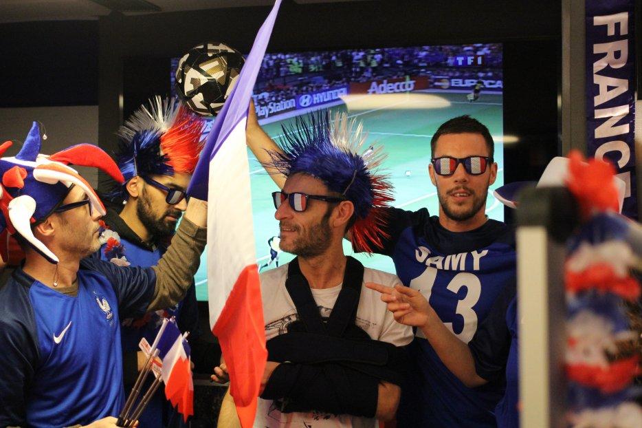 L'équipe de la Radio Libre est prête pour l'Euro 2016 !