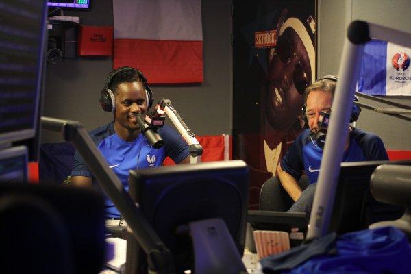 Black M était de passage dans la Radio Libre !