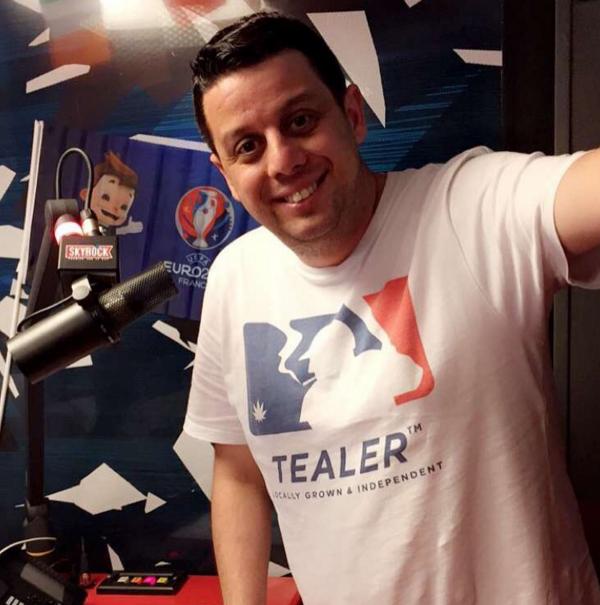 Voici le t-shirt de Cédric !