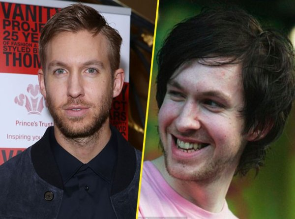 Voici la transformation choc de Calvin Harris !