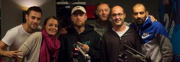 Mac Miller était dans la Radio Libre De Difool !