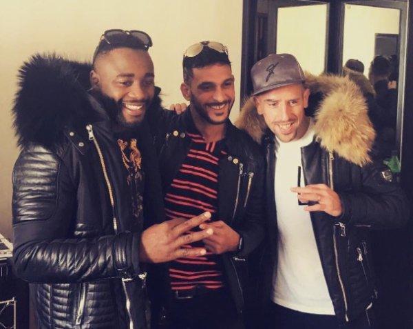 VIDEO - Gradur et Ribéry foutent le bordel sur SnapChat !