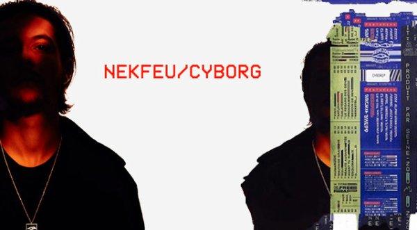 "Nekfeu sort l'album surprise ""Cyborg"" !"