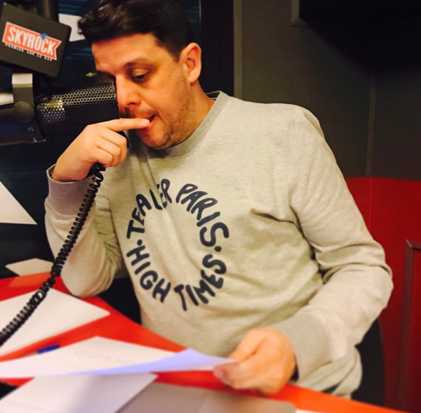 Pesée de Cédric la Radio Libre De Difool