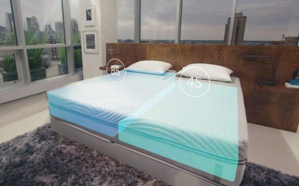 VIDEO - Le 360 Smart Bed veut vous aider à arrêter de ronfler !