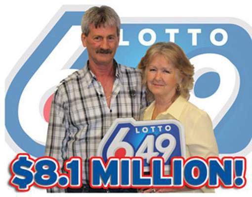 Ils gagnent pour la troisième fois à la loterie !