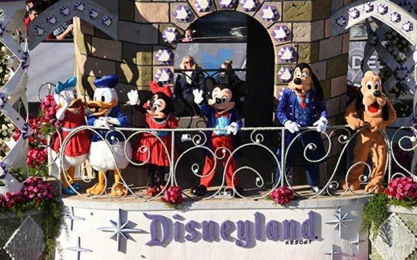Il visite Disneyland tous les jours depuis 2012 !