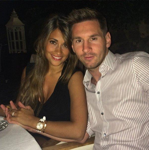 Messi va se marier à coté des cartels de drogue !