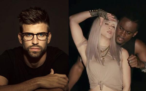 Black M fout la merde dans le couple Piqué / Shakira ?