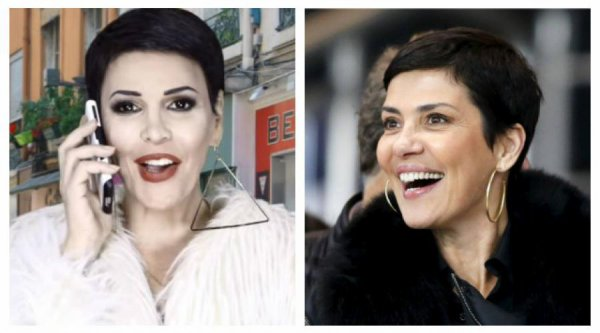 VIDEO - Cristina Cordula déclare la guerre à son sosie !
