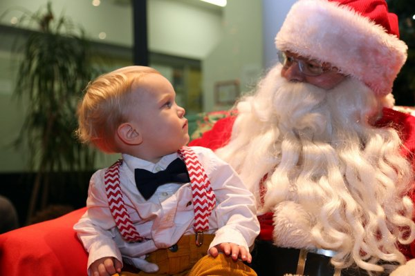 À 5 ans, il quitte sa maison en pyjama à la recherche du Père Noël !