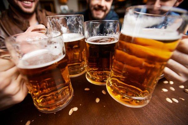 Belgique : Des antivols intégrés aux verres à bière !