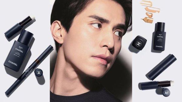 Chanel lance ses premiers produits de maquillage pour hommes !