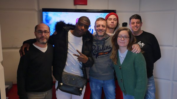 Ninho dans le #MorningDeDifool