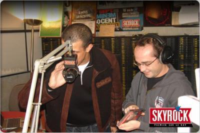 Petite visite surprise dans Radio Libre !