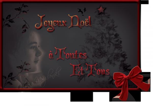 Joyeux Noel :)http://fillerette.xooit.com/portal.php