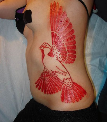 Exemple de Scarification