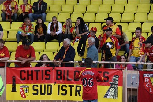 LENS OFFICIELLEMENT DELEGUE EN LIGUE 2 SAISON 2011 / 2012