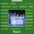 """diffusion d'une spéciale """"ils chantent sardou"""" du 21 au 27 novembre sur FREQUENCE SARDOU"""