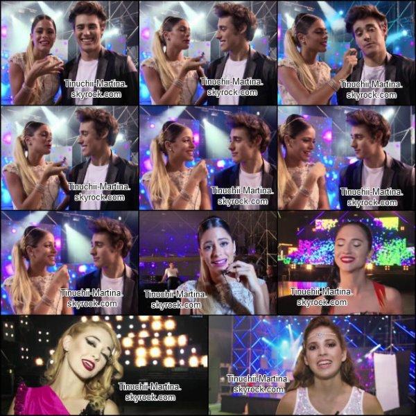Violetta 3: Denier épisode (amour,show,chanson et le mariage de Germangie).