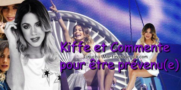 """La troupe """"Violetta live"""" revient en Automne+Bonus Spot Mag+Message par le groupe des garçons pour leurs fans français+Camila et Violetta chante Codigo Amistad+BFMTV a rencontré Violetta."""