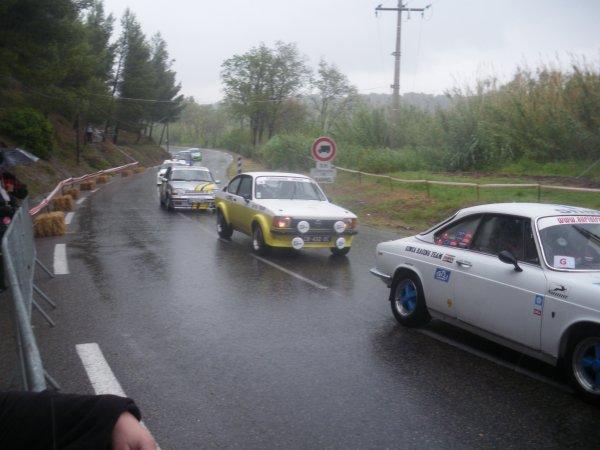 40è course de cote d'istre 2012
