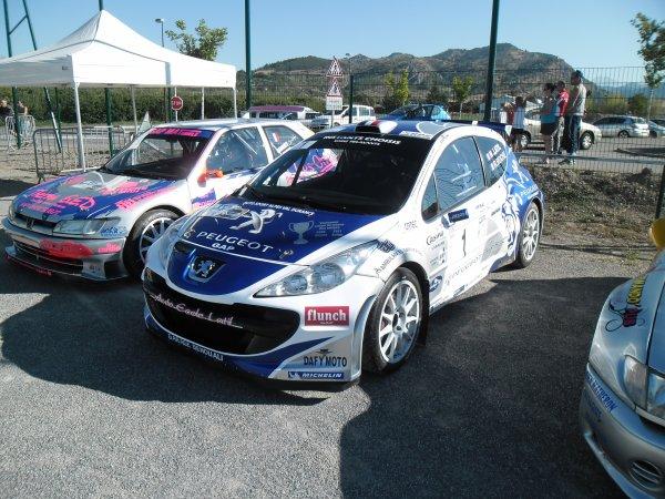 29é rallye du gap racing