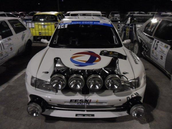 finale de la coupe de france des rallye 2012 GAP