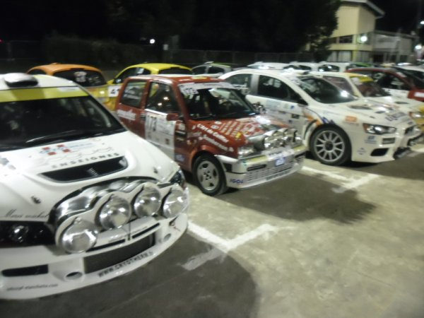 finale de la coupe de france des rallye 2012 GAP