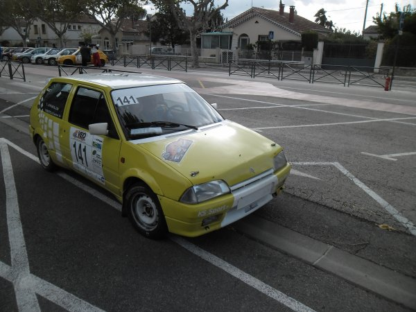 rallye de sarrians 2012