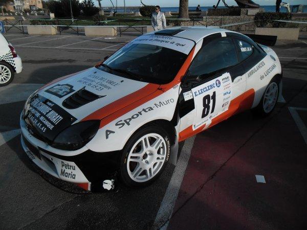 15è rallye de balagne 2012