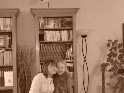 Mon amour de petite soeur ♥♥   :)