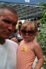 Alanna et papa