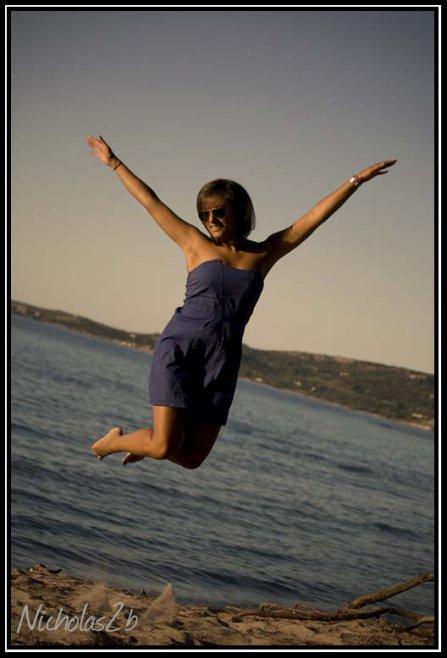 I'm Free! - Calvi (2B) - August '11