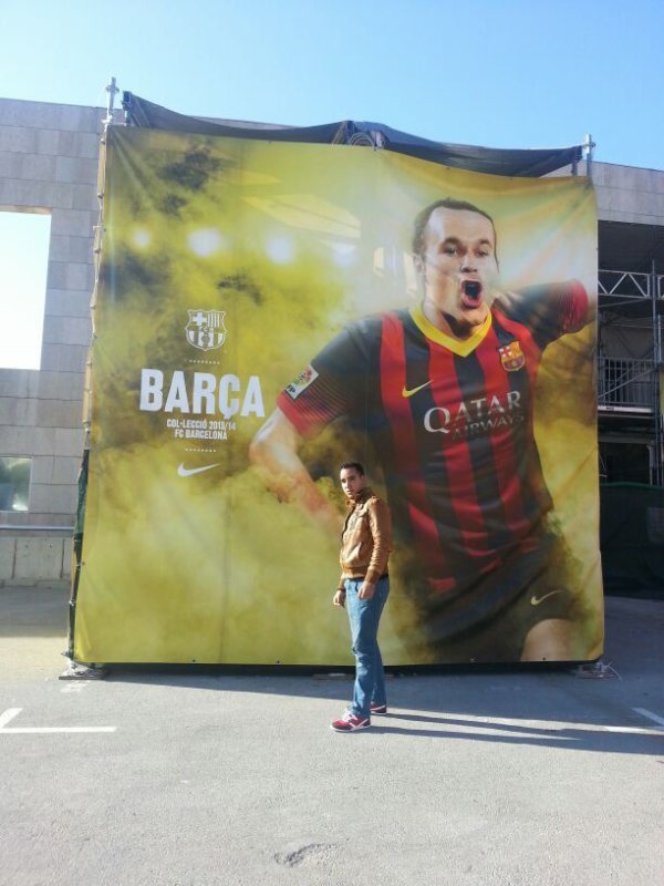 a barcelonne