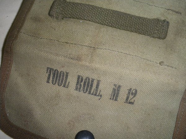TOOL ROLL M 12