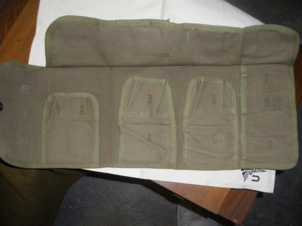 TOOL ROLL M13