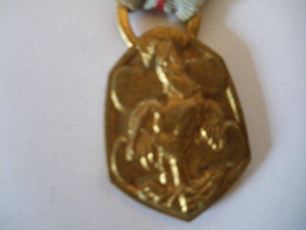 Medaille Commemorative de 39/45 Francaise