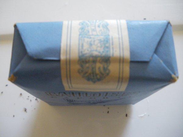 ancien paquet a cigarettes Gauloise