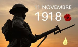 96 eme anniversaire du 11 Novembre 1918/2014