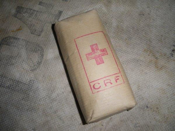 Pansement de la Croix Rouge Francaise