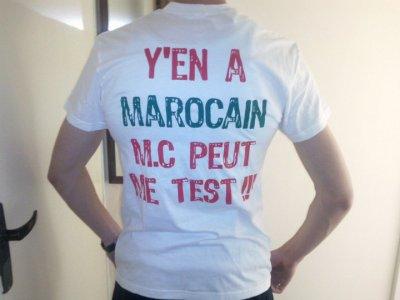 Thee-Shert Cercle-Fermer eN Maroc 20 e