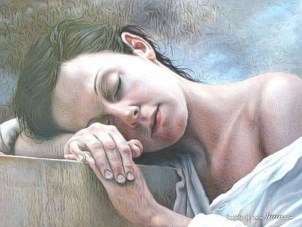 Très souvent, au cours de notre existence, nous voyons nos rêves déçus et nos désirs frustrés, mais il faut continuer à rêver, sinon notre âme meurt.