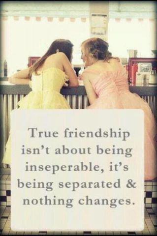 Un véritable ami ça rigole quand tu te casses la gueule dans les escaliers mais le jour où tu t'effondres, c'est lui qui te relève.