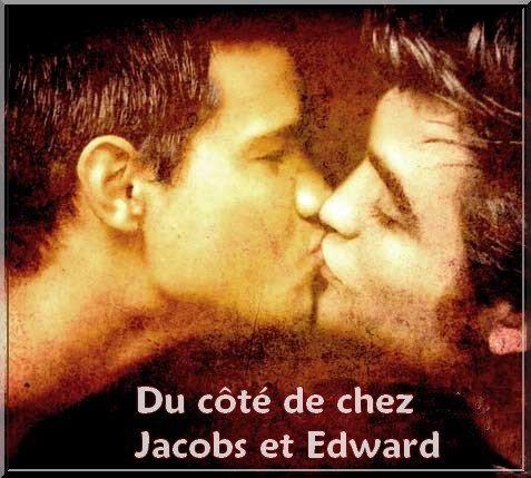 Chapitre Bonus : Du côté de chez Jacobs et Edward.