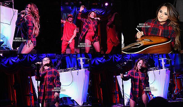 13 / 12 / 15 :Beckya été àl'événement de la Fondation annuelleTJ Martell à New York. Beckyqui avait déjà confirmé sa présence, a marqué son passage à travers le tapis rouge, de plus elle a donnée un show.